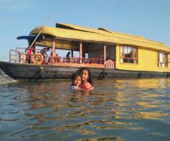 Houseboat Kerala Nileshwar Bekal Tourism Houseboat