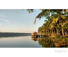 North Kerala House boat  Stay Booking Contact with Happy houseboat