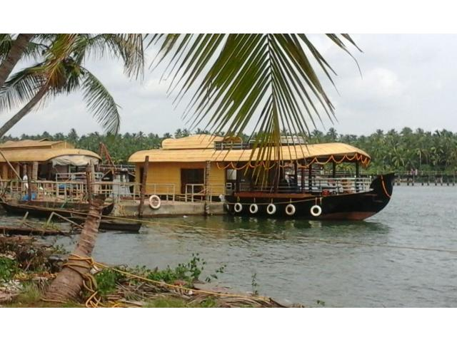 India Boat Sty Package (Housebot Stay)