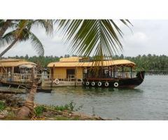 India Boat Stay Package (Houseboat Stay)