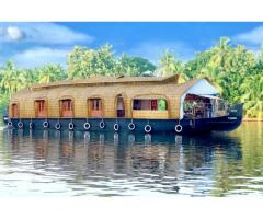Kerala Houseboat Travel (Boat House Stay) @ Bekal Kasaragod and Alleppey