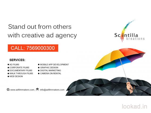 Top Advertising Companies in Hyderabad | Scintilla Kreations