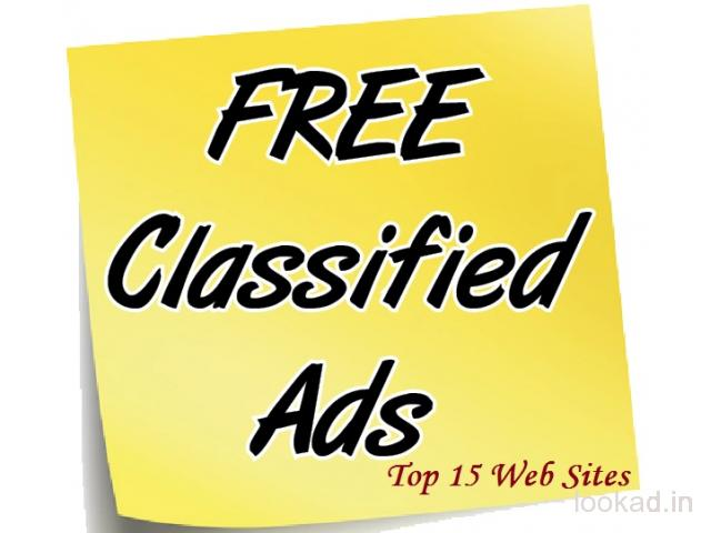 Free advertising ads website in India, no payment, no Registration and no expiry