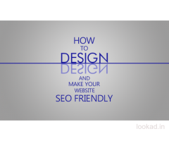 How to design your website and make it SEO friendly