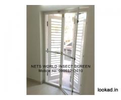 Mosquito Net for Windows Doors, Netlon, Insect Screens, Mosquito Net Dealer in Chennai
