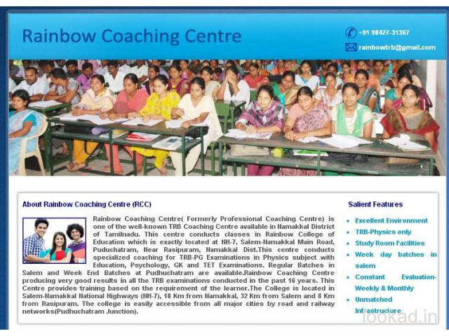 Rainbow Coaching Centre