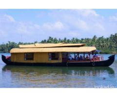 houseboat one day tour place in kerala