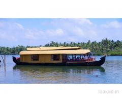 small houseboats for rent Kerala