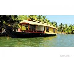 three bedroom houseboat Kerala