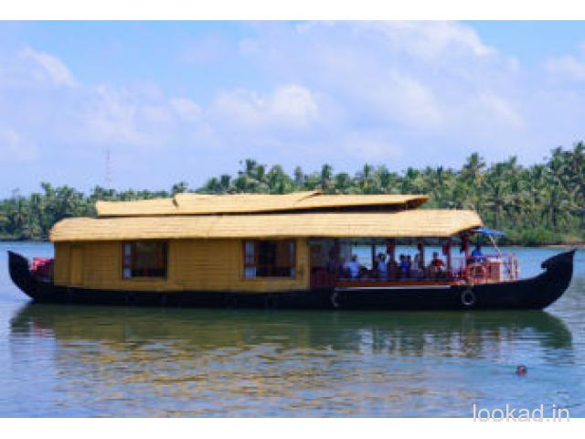 boathouse Booking in kerala