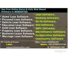 Pigmy Software-Mortgage-RD FD Software-Loan Software-Co-Operative