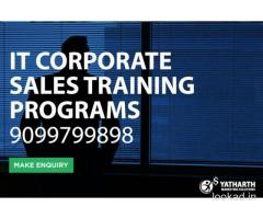 IT Corporate Sales Training Programs at YMS - Ahmedabad, Delhi, Mumbai, Bangalore
