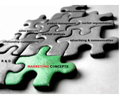 MARKETING CONCEPTS . . . Dial M for Marketing