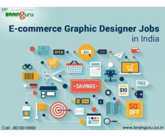 E-commerce Graphic Designer Jobs in India