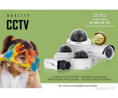 Professional CCTV Installation across Kerala-AURA BUSINESS SOLUTIONS