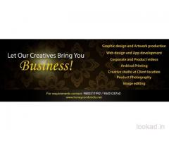 Best Advertisement Design Company Bangalore, India