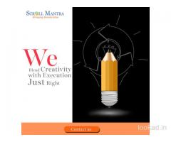 Scroll Mantra - Graphic Design Agency in Delhi NCR
