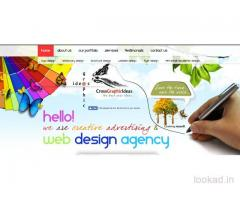 Web Design Jaipur - Cross Graphic Ideas