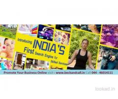 Beckandcall - Promote Your business Online – Skilled Services Promotions