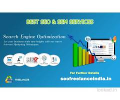 Increase your organic website traffic – Contact SEO Freelancer India