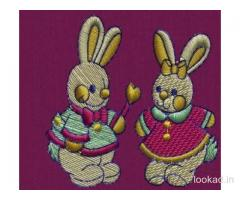 Best Quality Custom Embroidery Digitizing Services