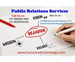 We provide Public Relations Services for Pan India, Region Wise