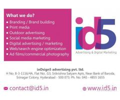 Advertising Agencies in Hyderabad
