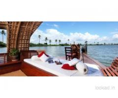 Kerala Tourism Aleppey Boat House