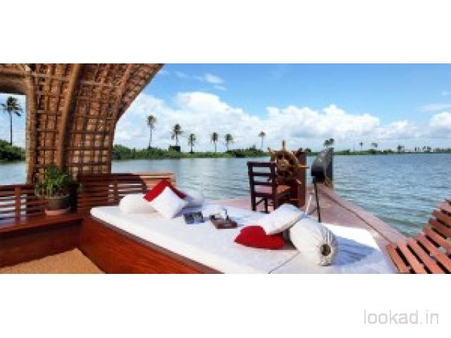Stay On a Houseboat