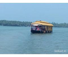 Water Boat In Kerala