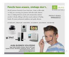 Remote Gate Dealers in Kollam - AURA BUSINESS SOLUTIONS