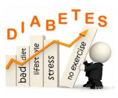 Get the best diabetes treatment in Indore!