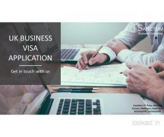 Get UK Business Visa Services through Sanctum Consulting