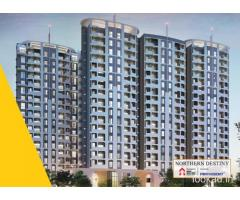 Provident Northern Destiny New Flat in Thanisandra Road, Bangalore