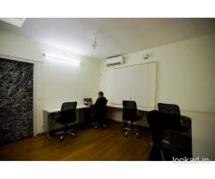 Ready to use Office space for the team of 4 to6seater for rent @Canaans