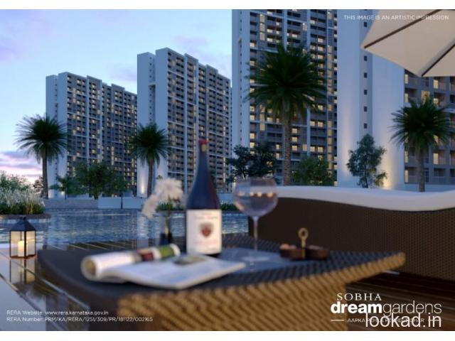 Ongoing Apartments in Thanisandra Road Bangalore