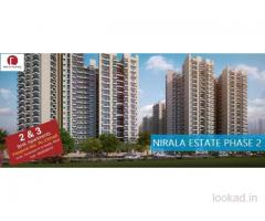 Why Investor First destination Nirala Estate Phase 2 in Noida Extension