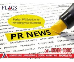 Best PR Agencies in Delhi