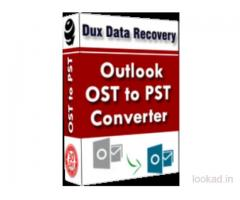 Best Outlook OST to PST Recovery