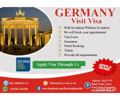 Germany Visit Visa