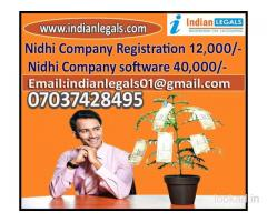 Register Nidhi Company Rurkee In India 7037428495