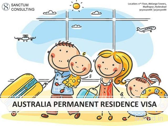 Avail Australia PR Visa Services- Contact Sanctum Consulting