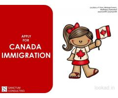 Apply for Canada Immigration through Sanctum Consulting
