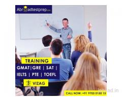 GRE, GMAT, IELTS, PTE, TOEFL and SAT Coaching Classes at Vizag