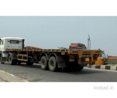 Trailer Truck Transport Delhi