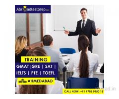 IELTS, GRE, PTE, GMAT, TOEFL and SAT Coaching at Ahmedabad
