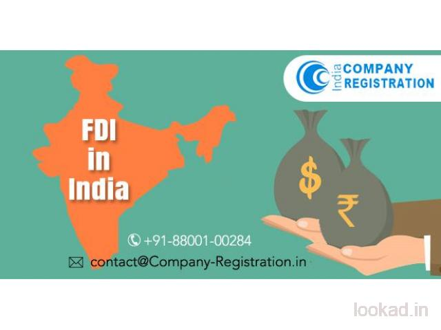 Secure and Lucrative FDI in India into the Desired Sector!