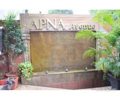 Get Best Taste of Indore at Hotel Apna Avenue