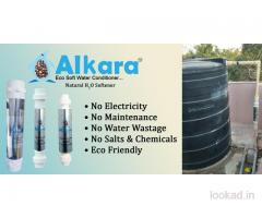 Natural Water Softener for Domestic Purpose