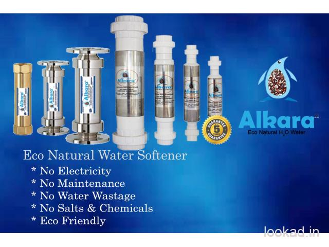 Natural eco soft water conditioner